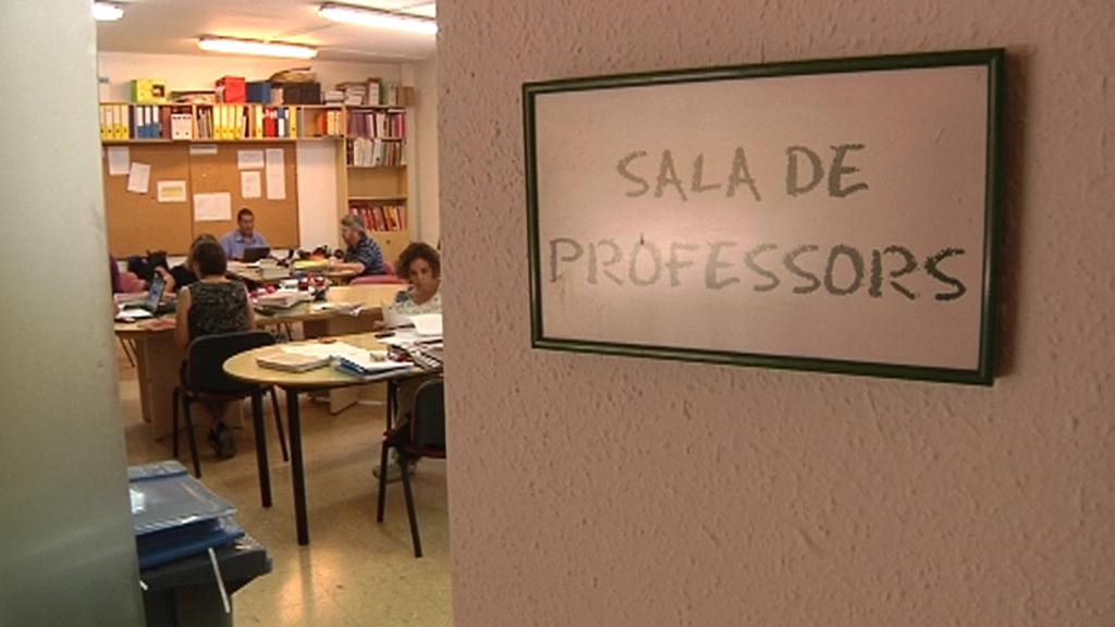 professors sala de mestres
