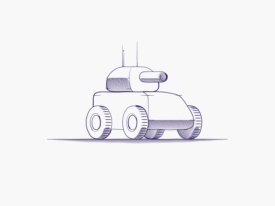 Robot de Watabou