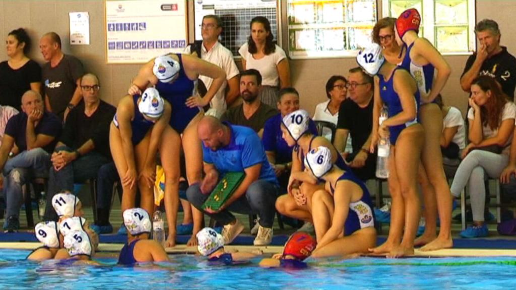 El Catalunya perd a la piscina del Sabadell