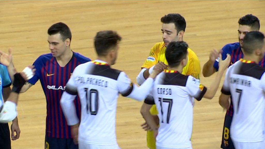 El derbi entre el Santa Coloma i el Barça es jugarà a Sabadell