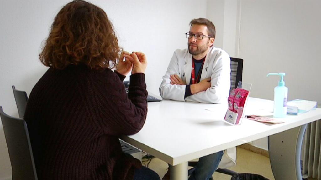 Consulta psicòleg VIH
