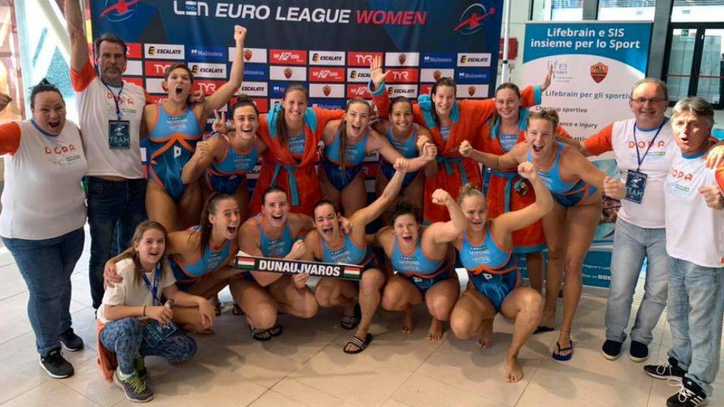 Primer equip Dunaujvaros
