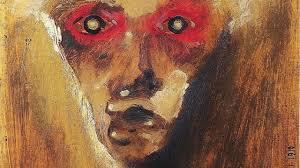 A.Schönberg. La mirada vermella (1910)