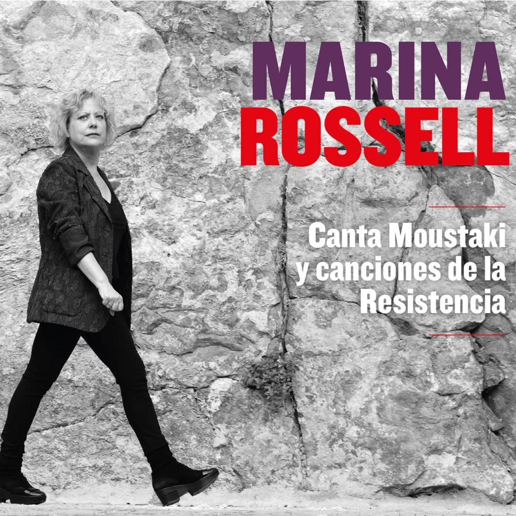 Marina Rossell canta Moustaki y canciones de la Resistencia