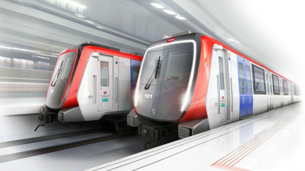 Nou Metro TMB