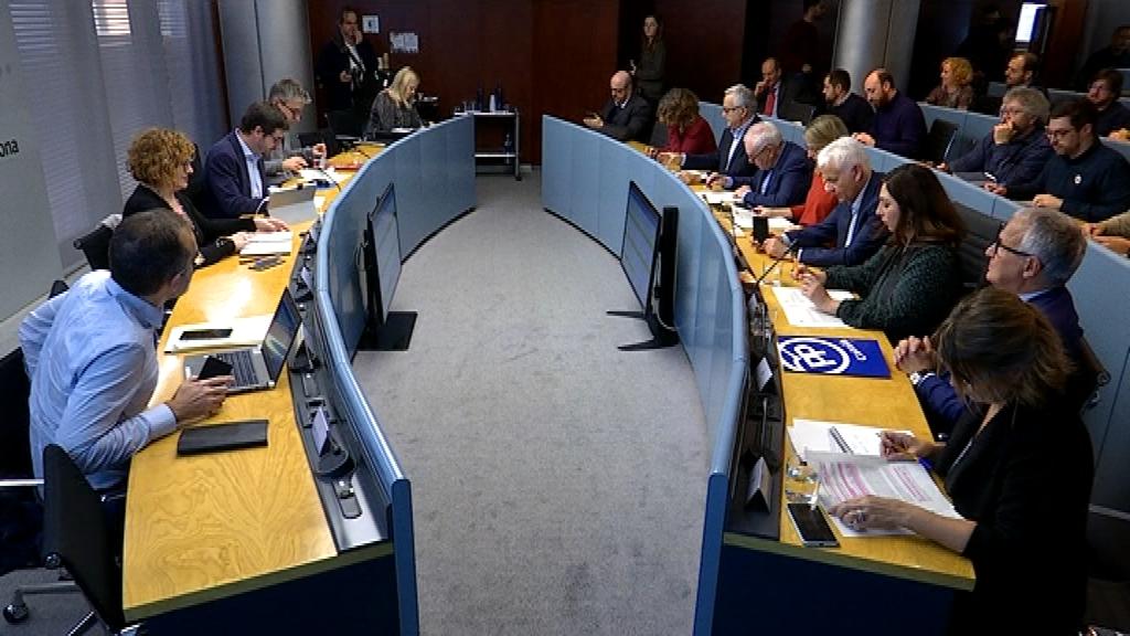 comissió Economia pressupost