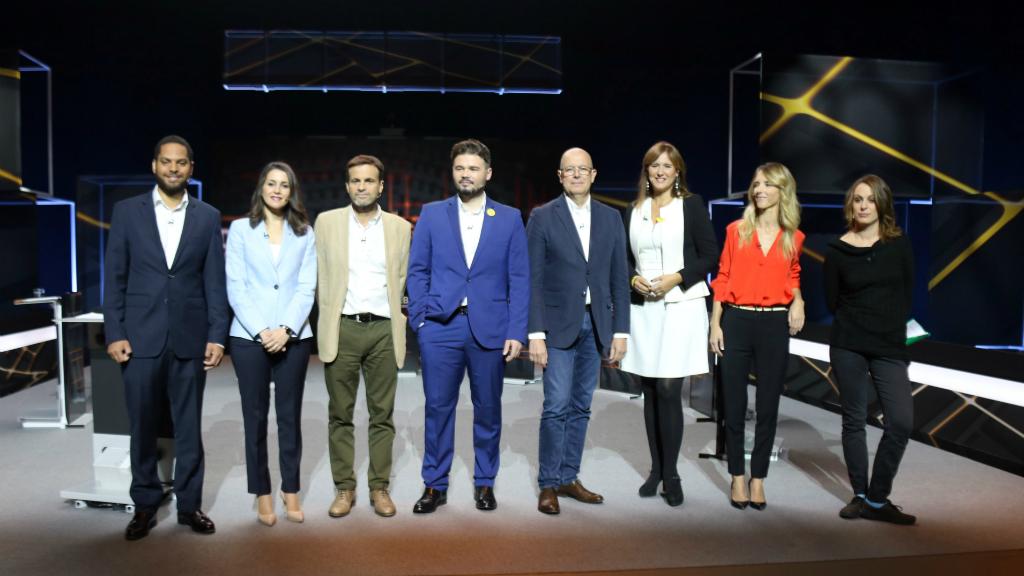Debat electoral de les eleccions generals del 2019