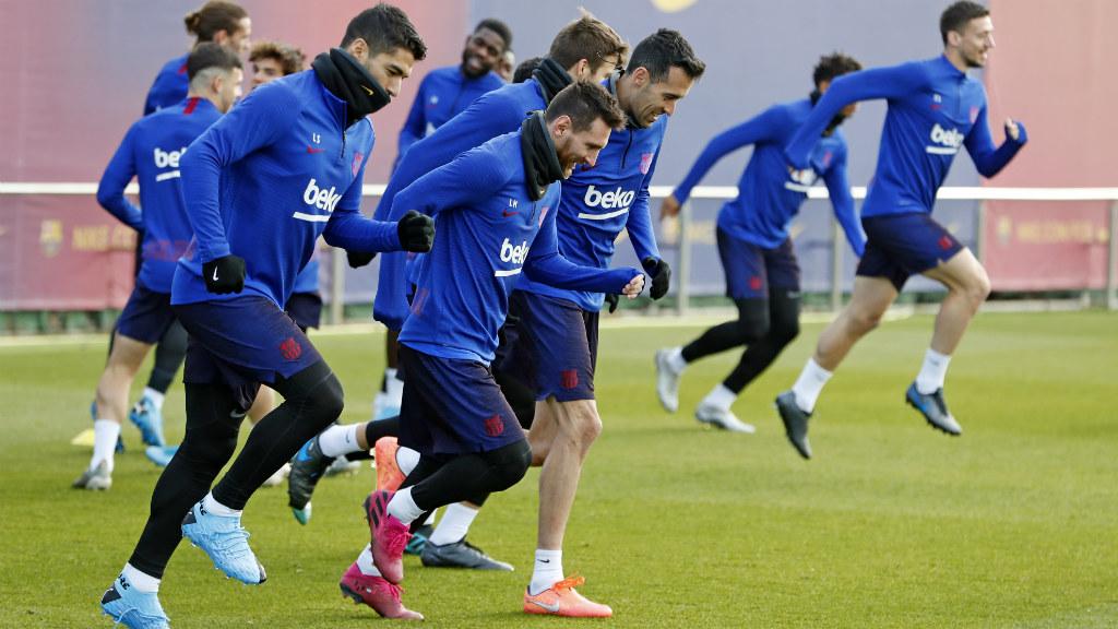 equip ideal UEFA Barça