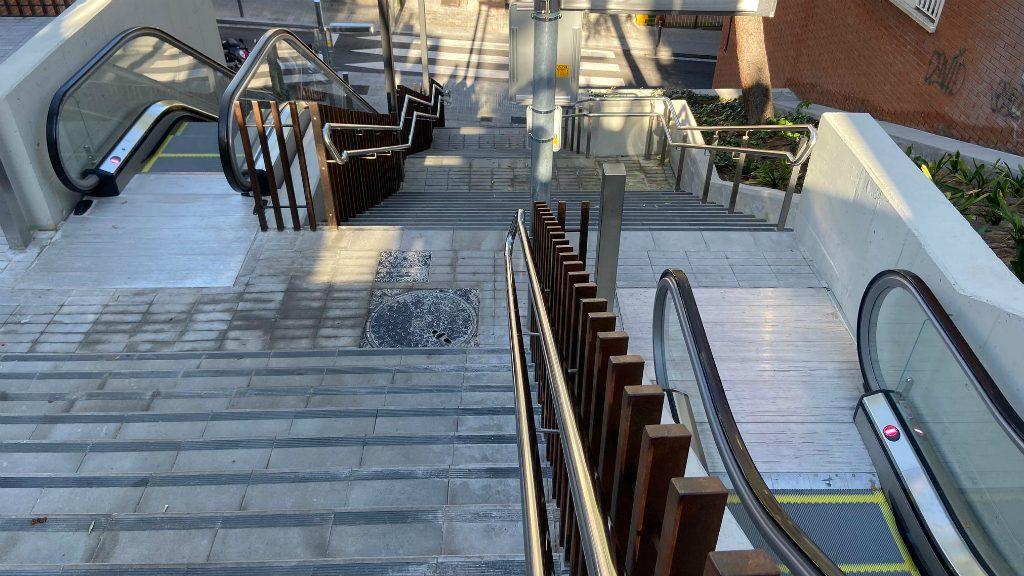 Escales de la Teixonera