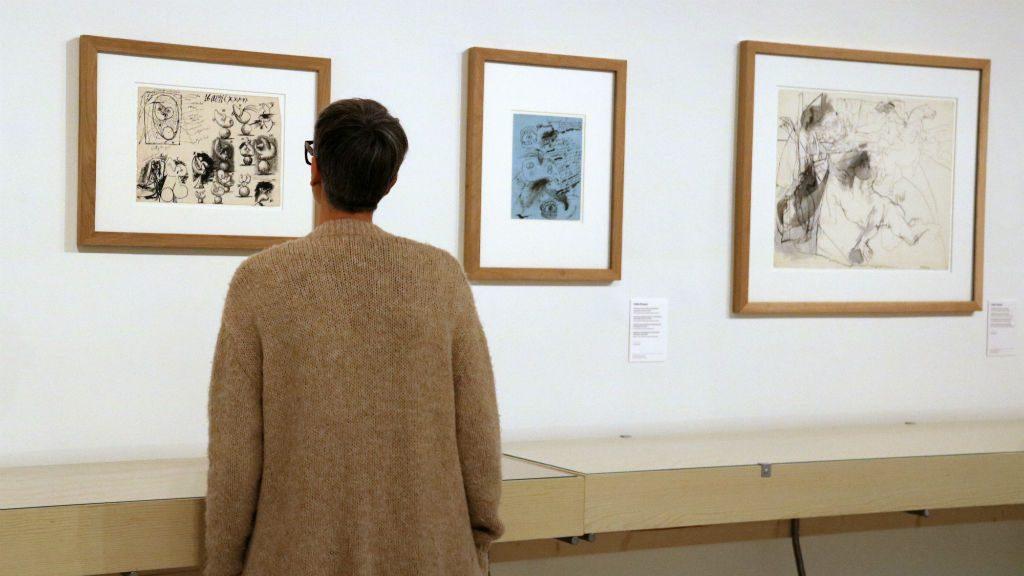 """Exposició """"Picasso poeta"""" al Museu Picasso"""