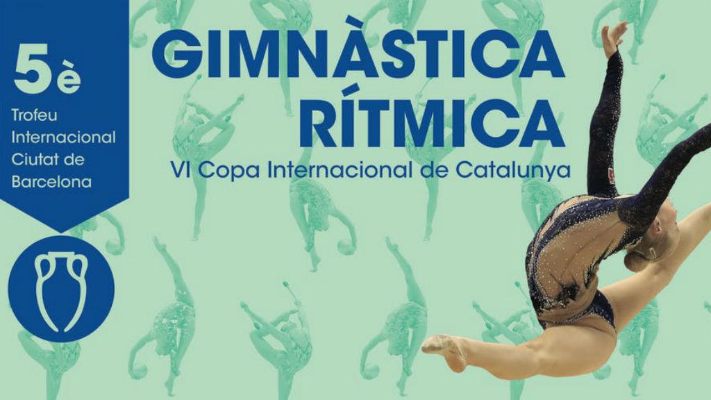 5è Trofeu Ciutat de Barcelona de Gimnàstica Rítimica