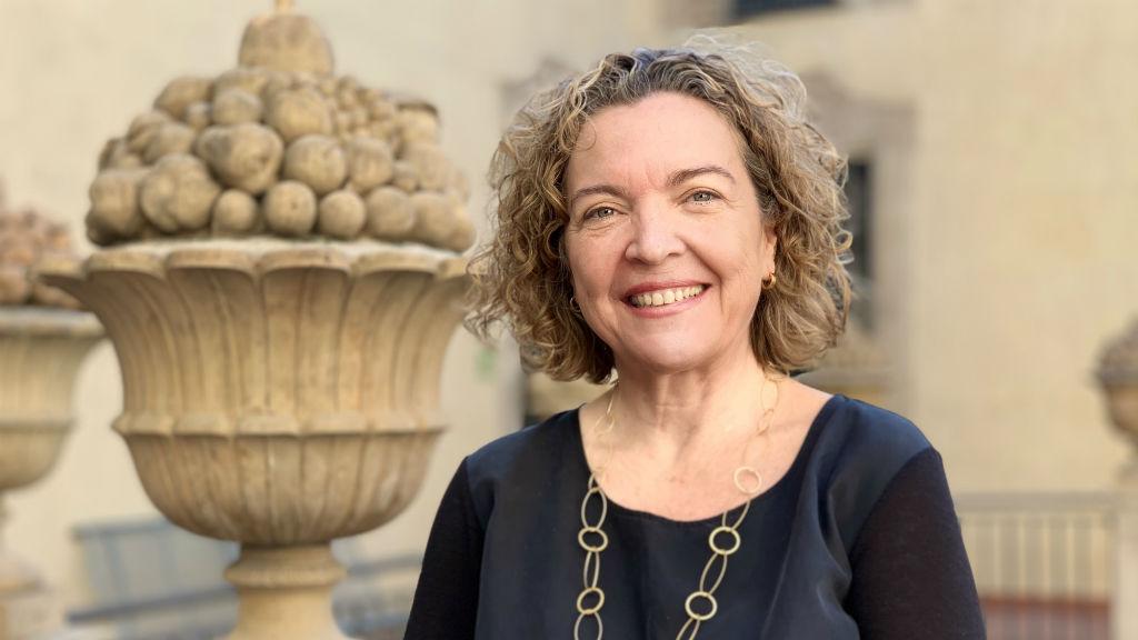 Isabel Balliu, gerent del Consorci de l'Auditori i l'OBC