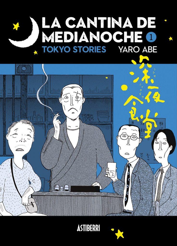 La cantina de Medianoche. Yaro Abe (Astiberri, 2019)