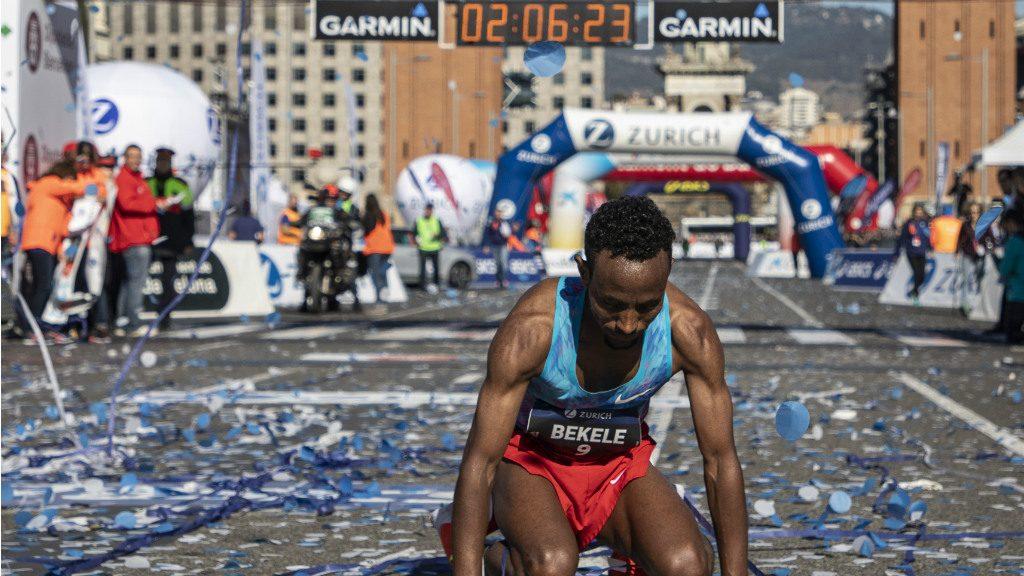Marató de Barcelona 2020 Bekele