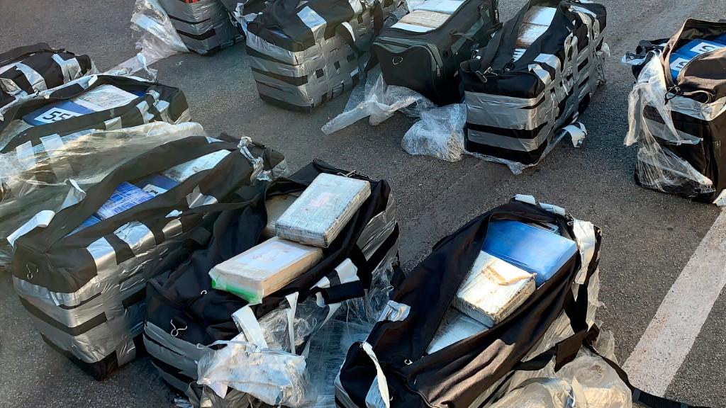 droga confiscada al Port de Barcelona