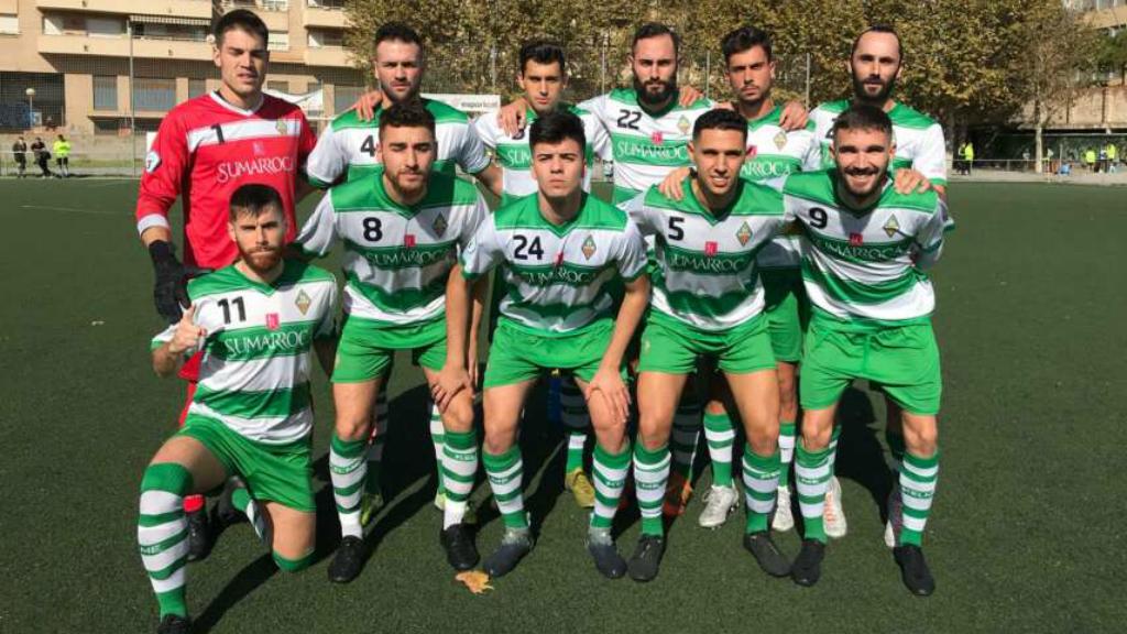 Primer equip Sants vol segona consecutiva