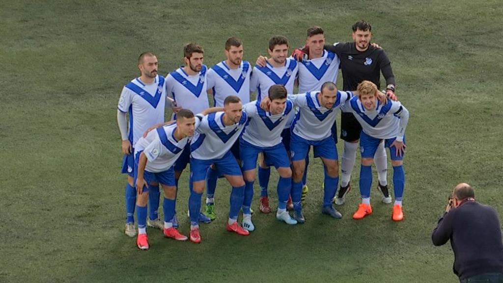 Primer equip CE Europa