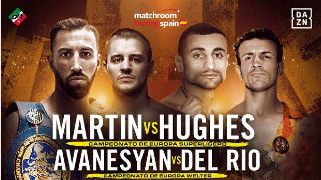 Sandor Martin defensarà títol europeu a Barcelona