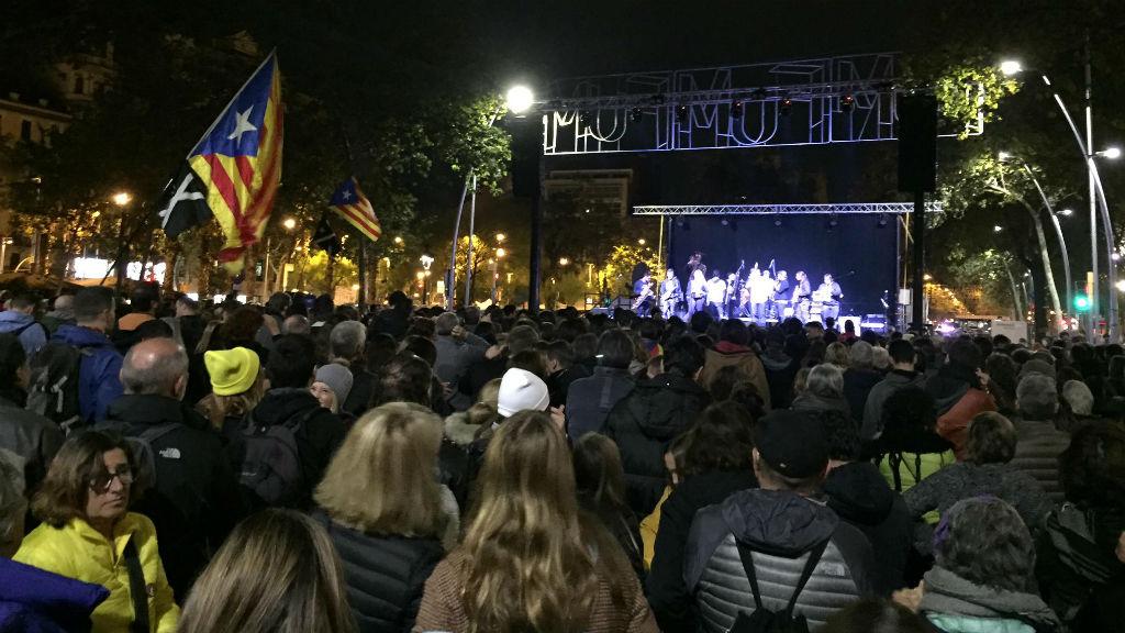 Concerts del Tsunami Democràtic