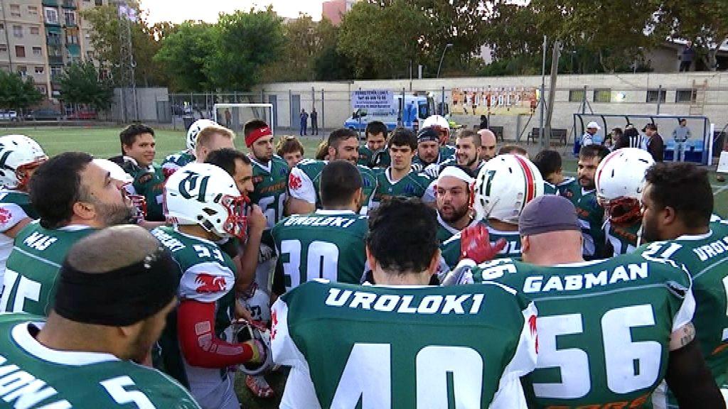 Uroloki Pagesos futbol americà