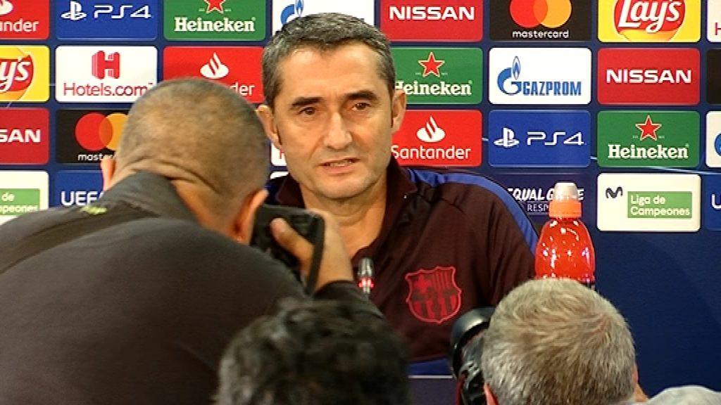 Valverde prèvia Slavia