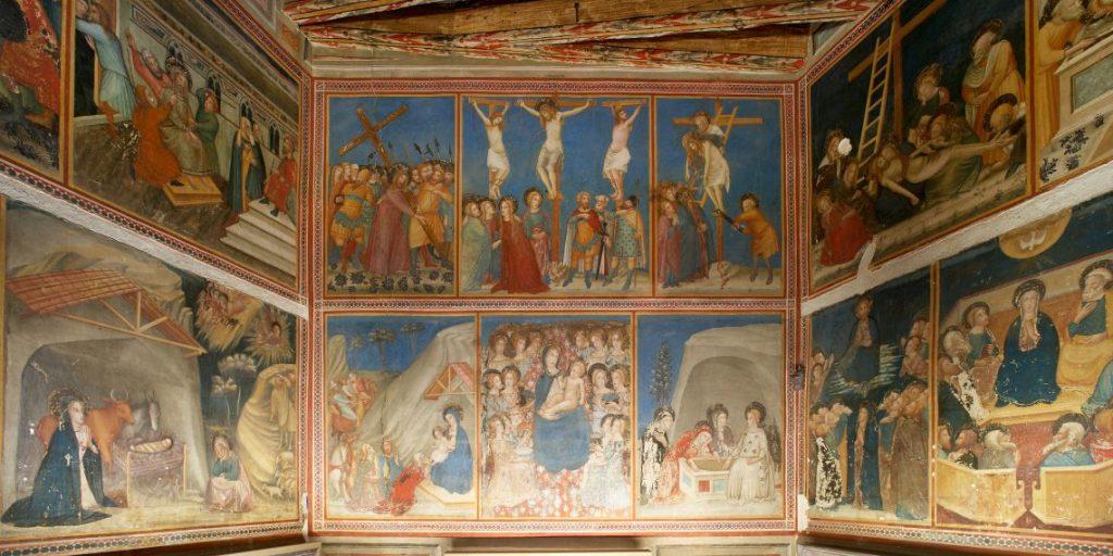 Capella de Sant Miquel (Monestir de Pedralbes)