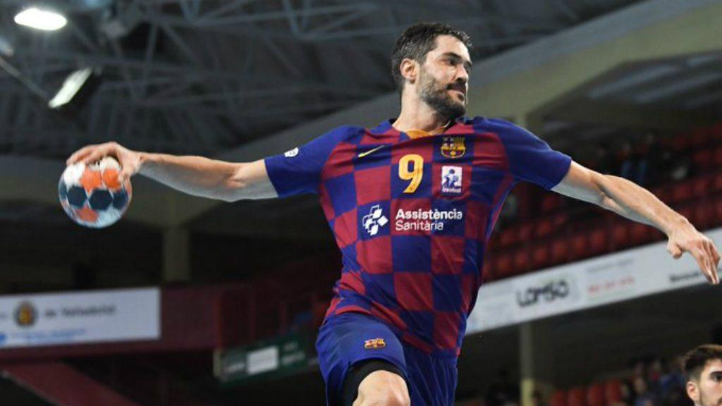 Copa Asobal Barça Bidasoa