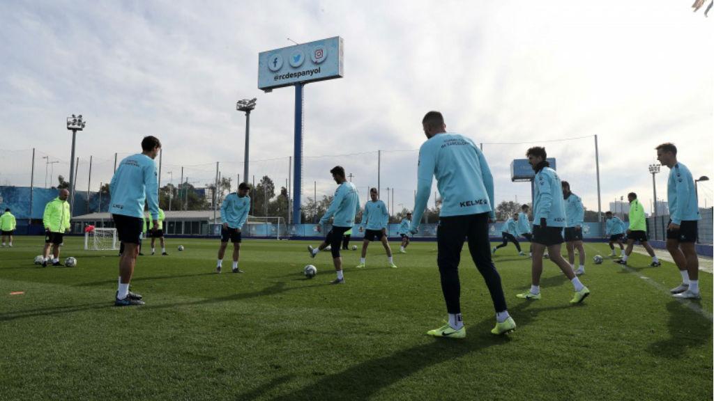L'Espanyol vol donar la sorpresa al Bernabéu