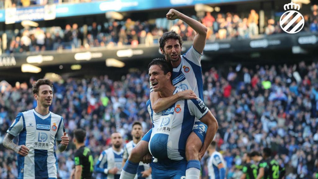 L'Espanyol empata amb el Betis