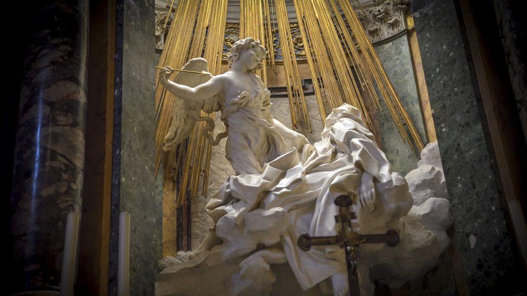 Èxtasi de Santa Teresa (Santa Maria della Vittoria)