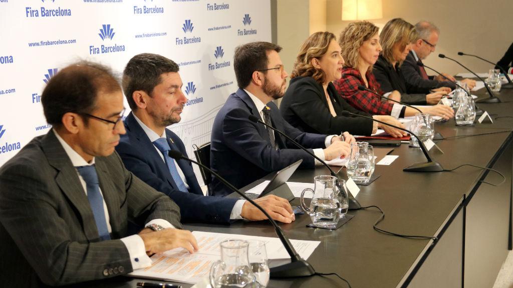 Fira Barcelona balanç 2019