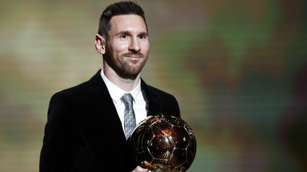 Messi Pilota Or 2019