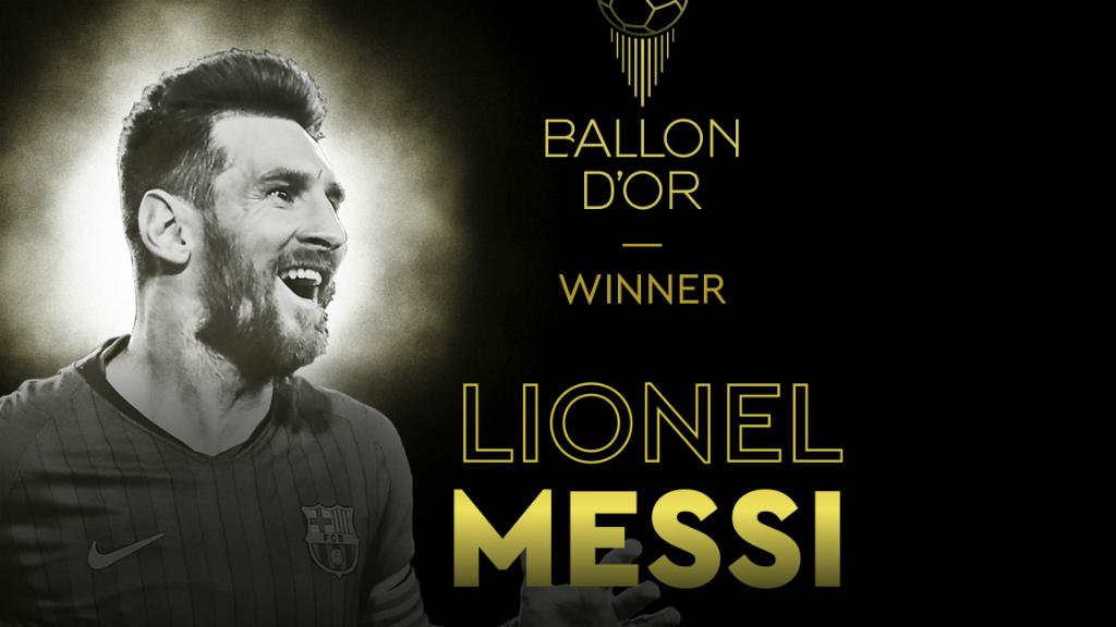 Gala Pilota d'Or 2019 Messi