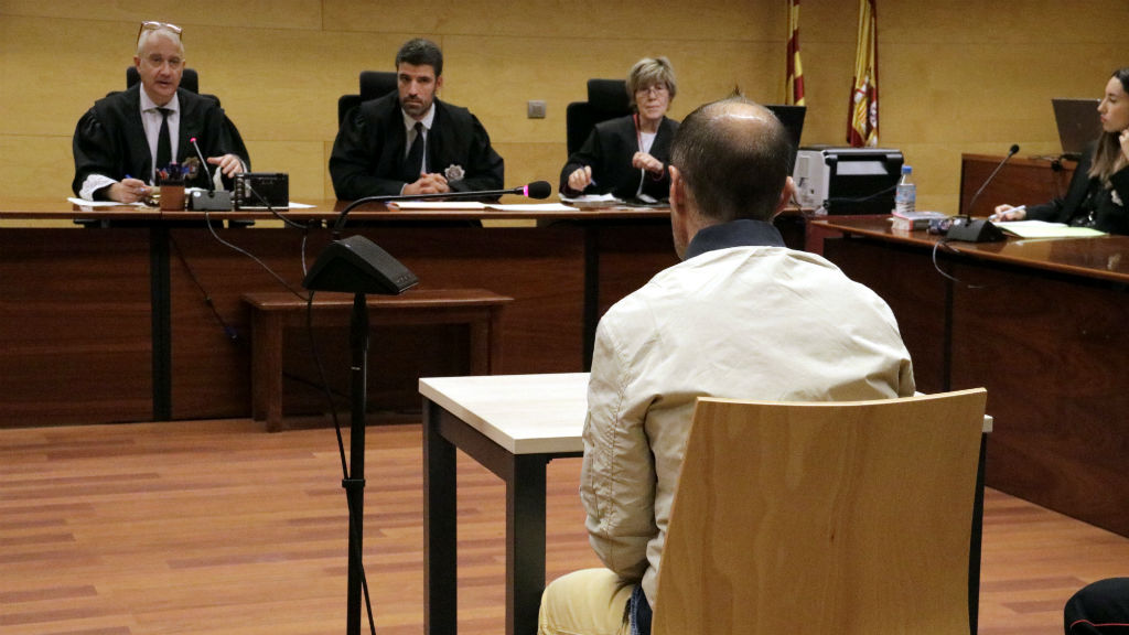 Monitor dels Maristes a judici