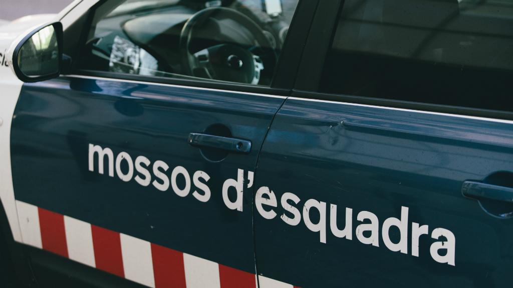 Vehicle dels Mossos