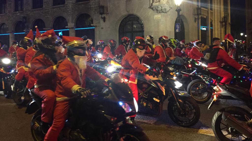 Motoristes Pare Noel