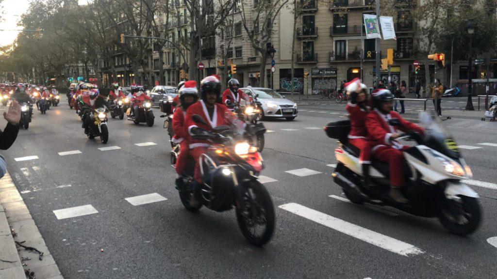Pare Noel vestit