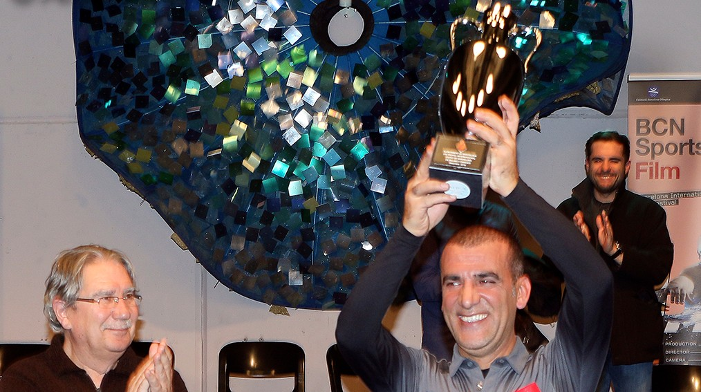Tayfun Tasdemir campio Trofeu Ciutat de Barcelona 2019