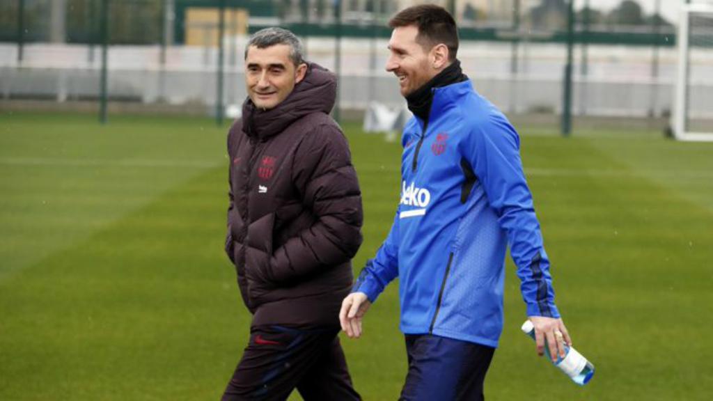 Valverde Neto Messi