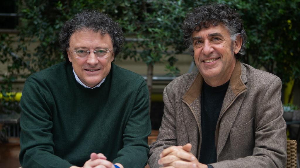 Luís Leante i Oriol Nel·lo