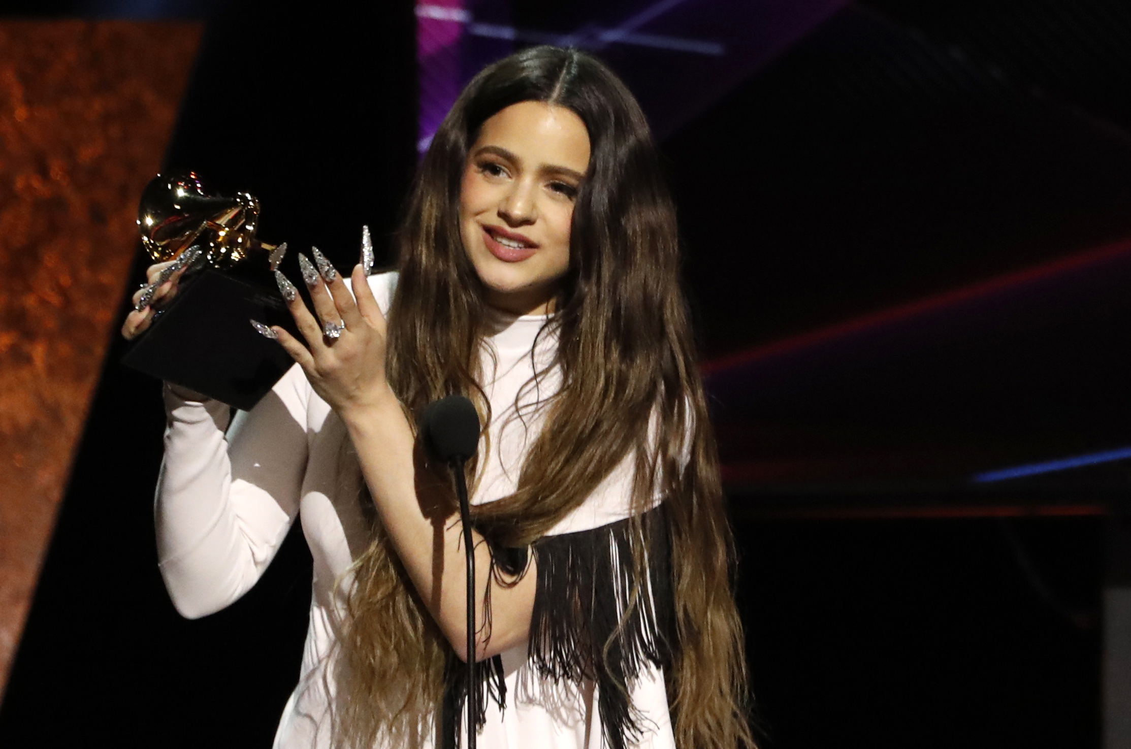 Rosalia Grammy