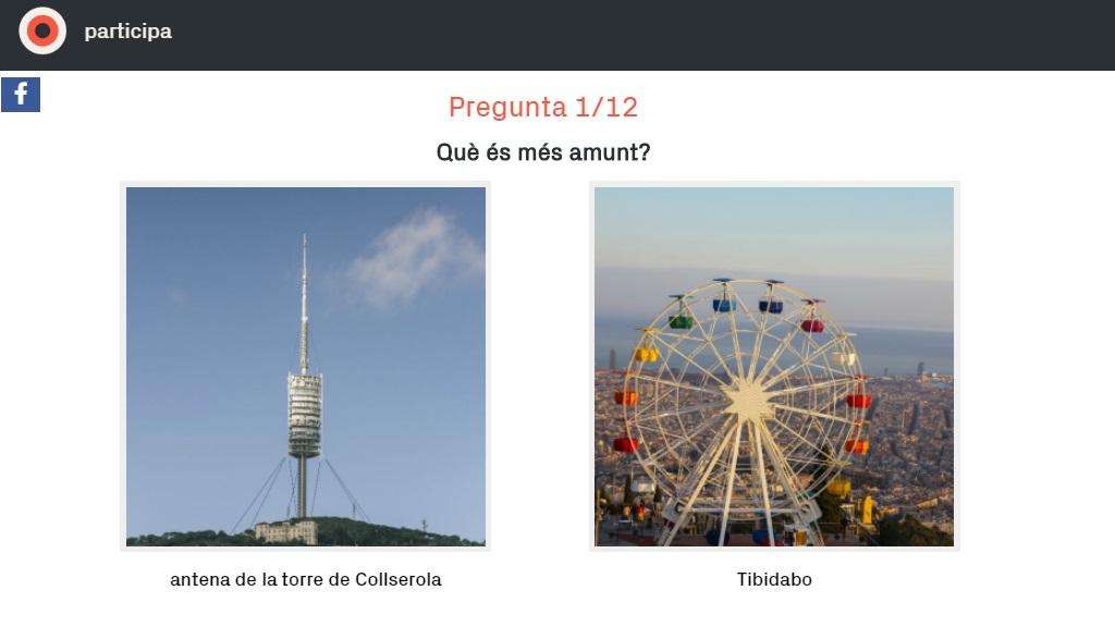 Test altura Barcelona