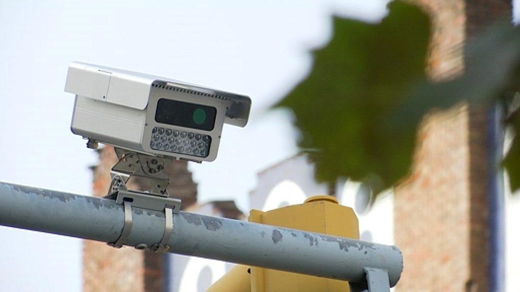 Càmera zona baixes emissions