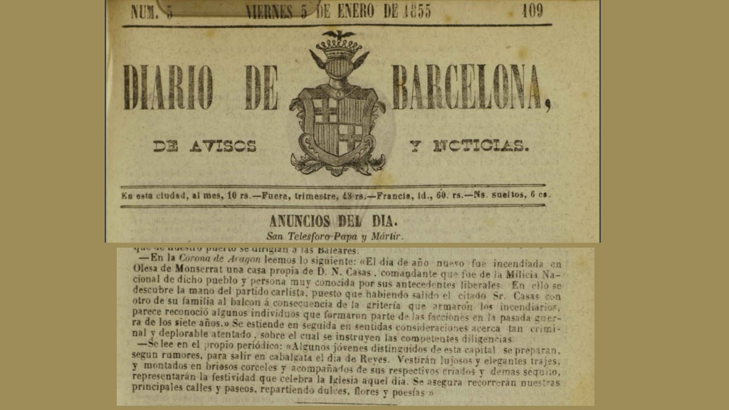 cavalcada diario de barcelona