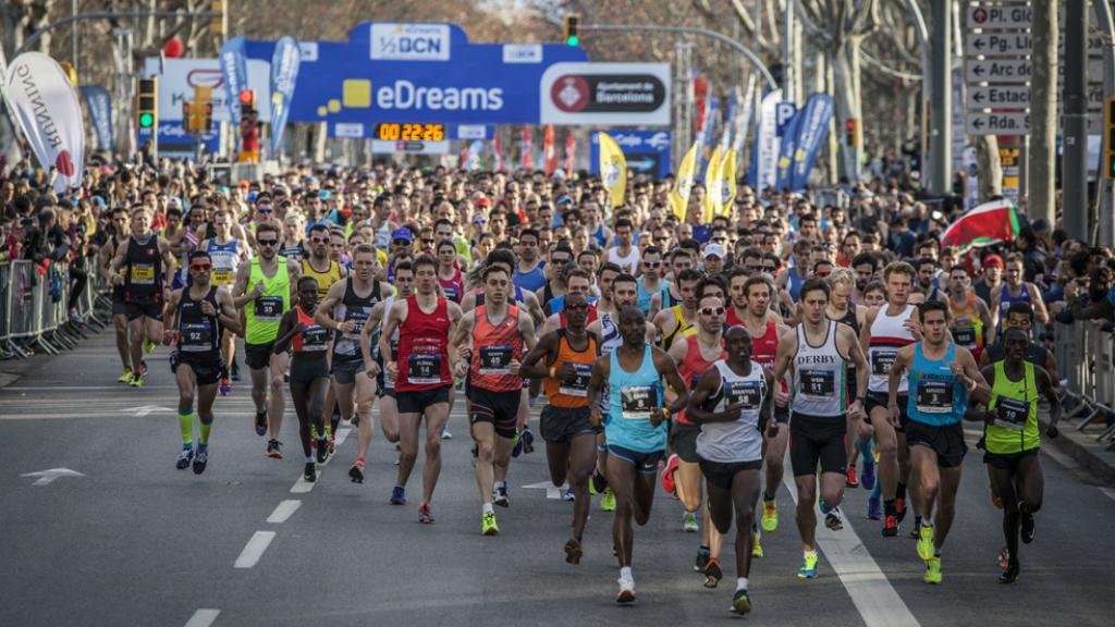 Mitja Marató de Barcelona 2020