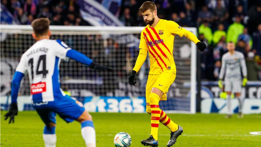 La Lliga insults Barça i Piqué derbi