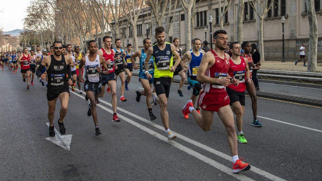 Mitja Marató Barcelona Barcelona 2020
