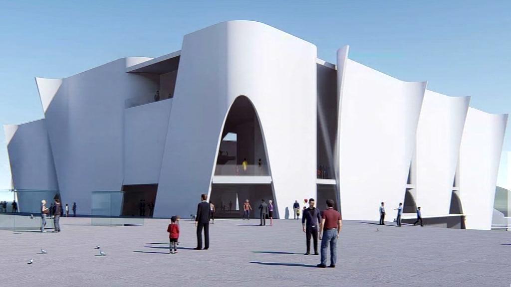 Museu Hermitage Barcelona