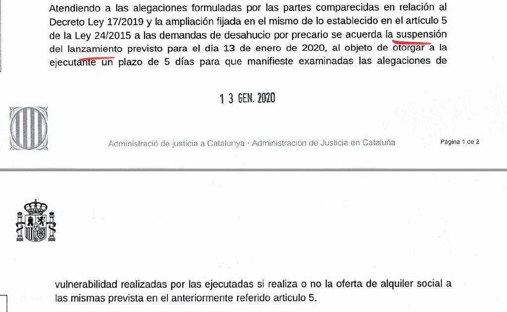 Document judicial Bloc Llavors