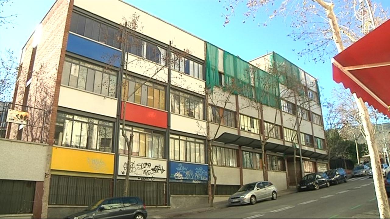L'antiga Menéndez Pidal acollirà una residència d'estudiants